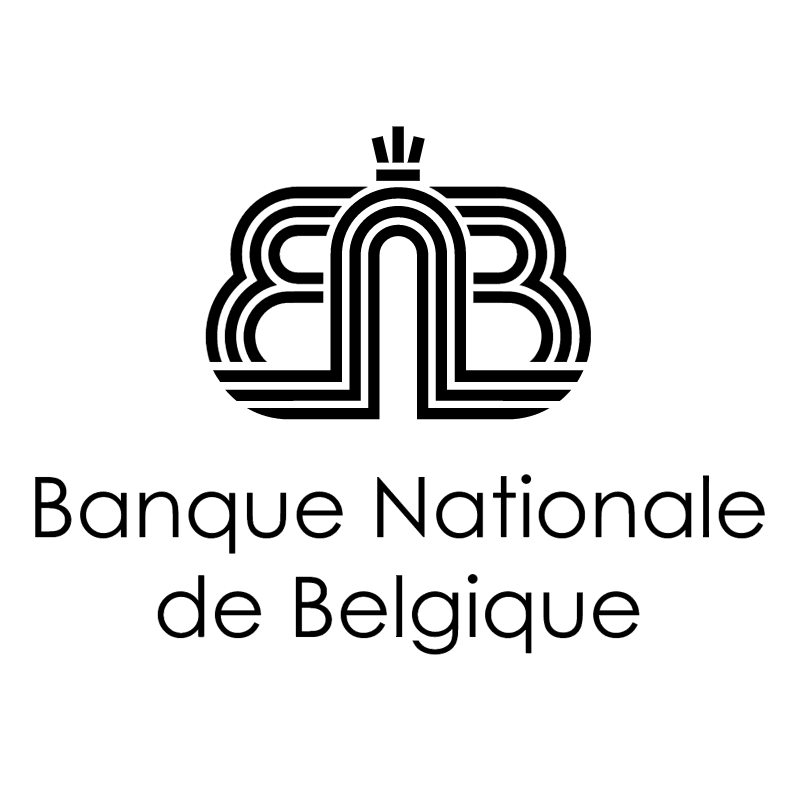 Banque Nationale de Belgique vector