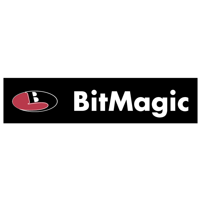 Bitmagic vector logo