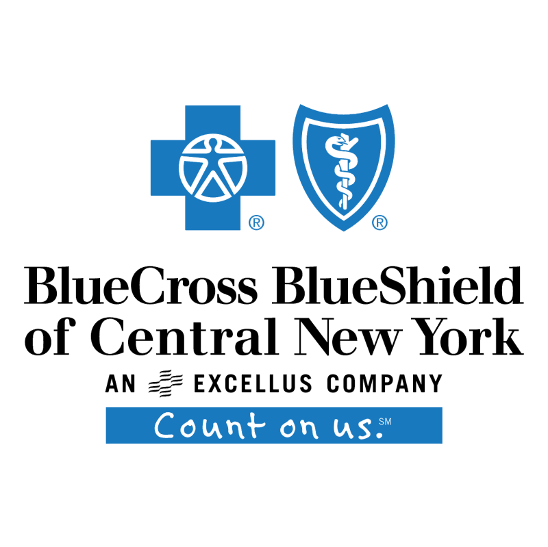 BlueCross BlueShield of Central New York vector logo