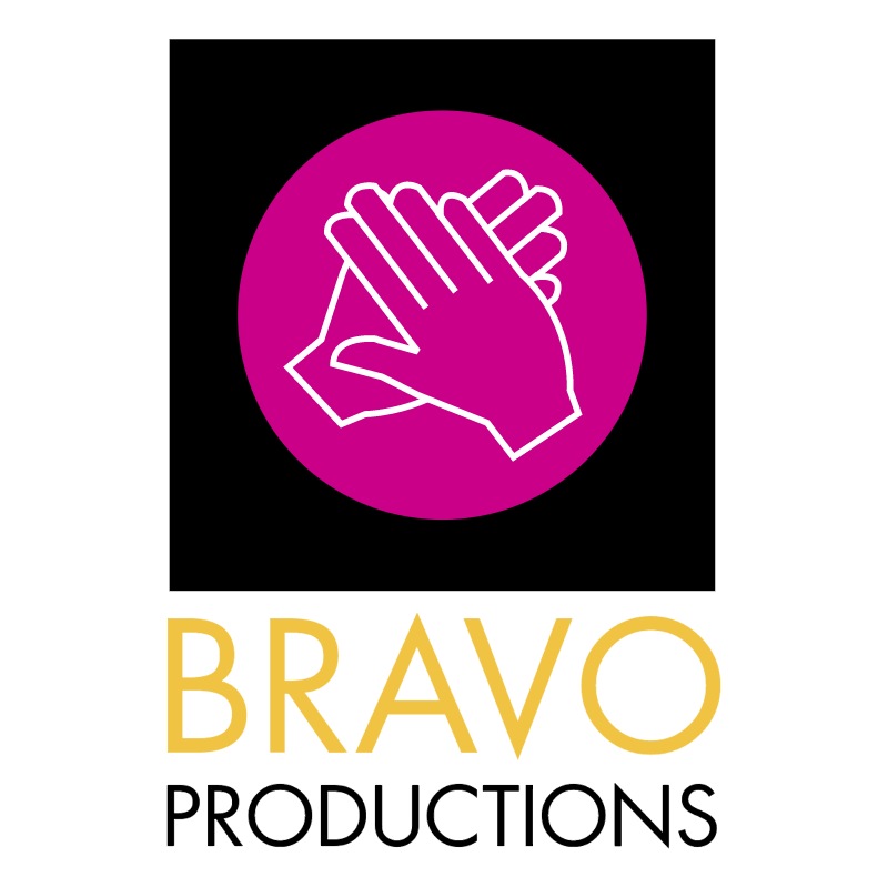 Bravo Production vector logo