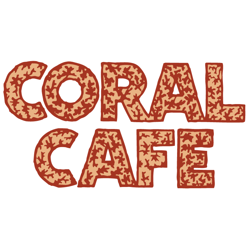 Coral Cafe vector