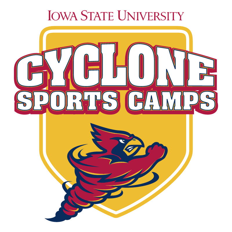 Cyclone Sports Camps vector
