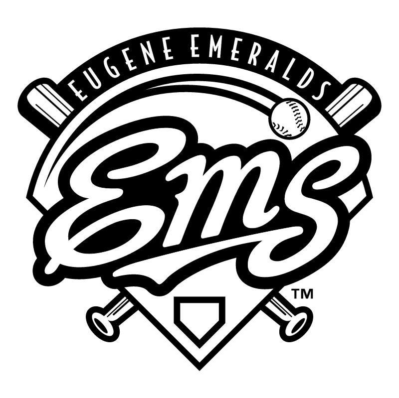 Eugene Emeralds vector logo
