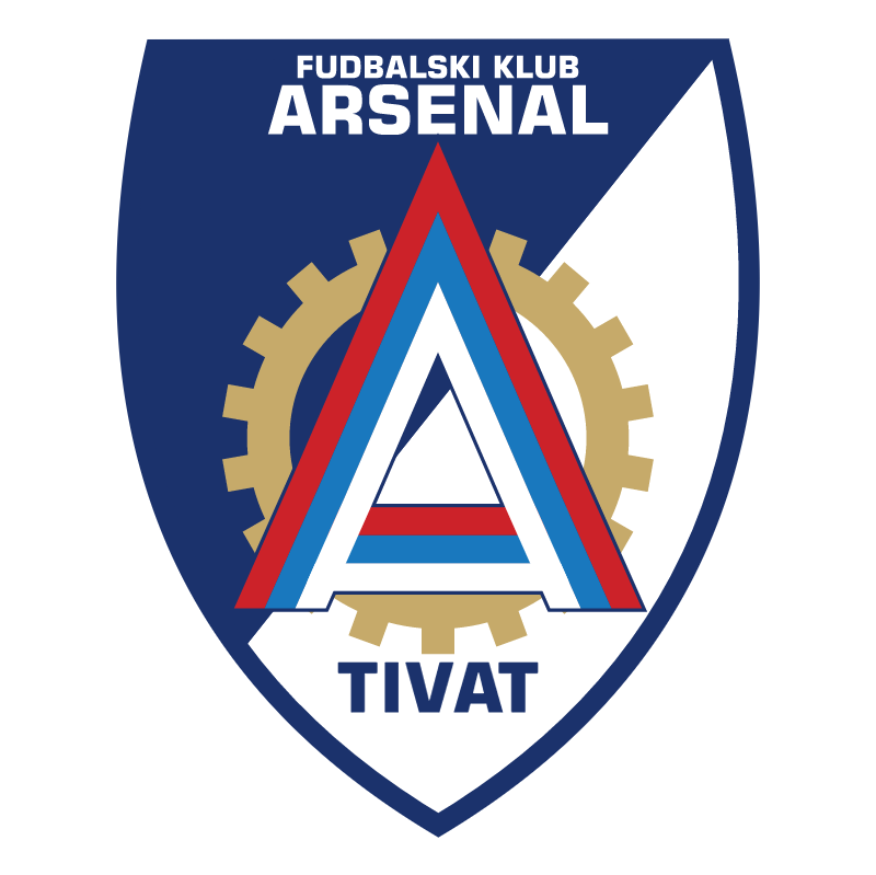 FK Arsenal Tivat vector