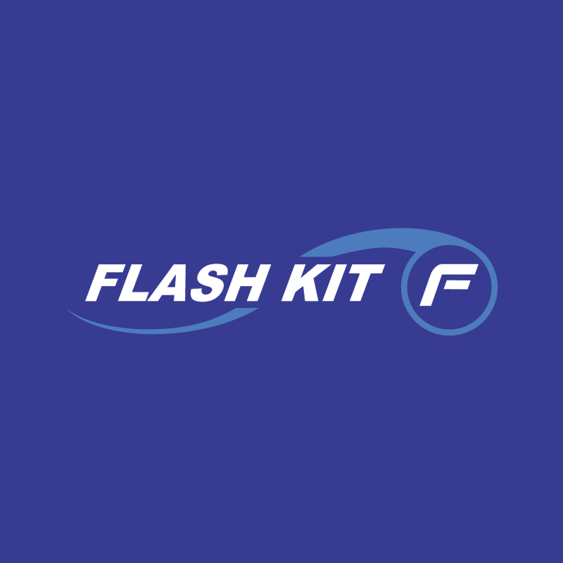 Flash Kit vector logo