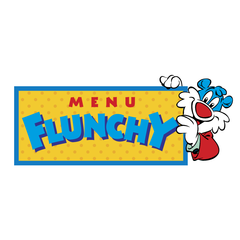Flunchy Menu vector