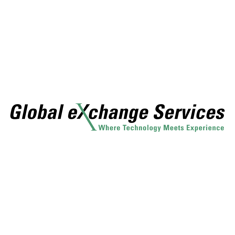 Global eXchange Services vector