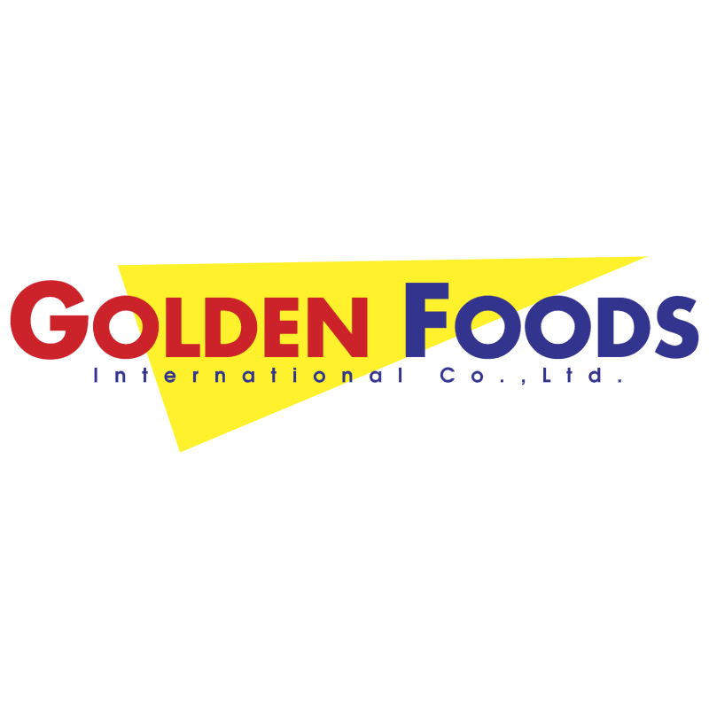 Golden Foods vector