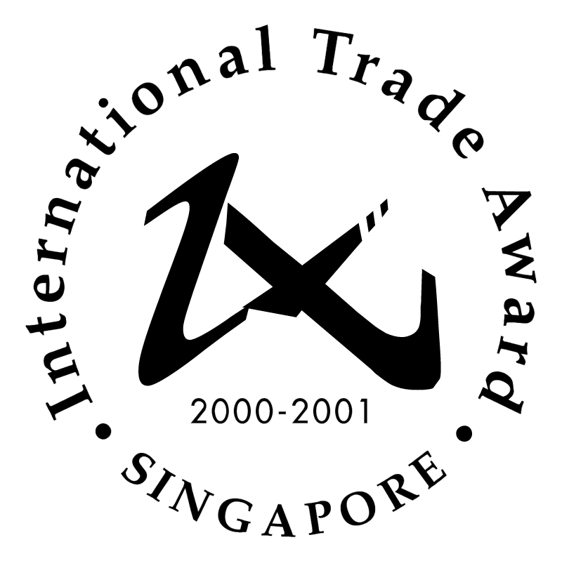 International Trade Award vector logo