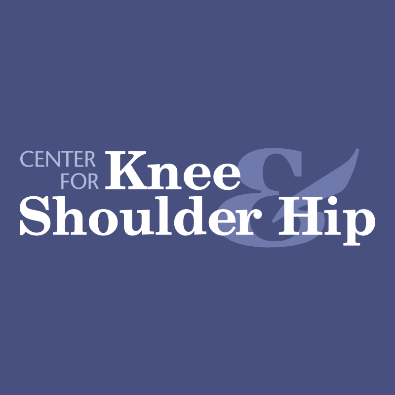 Knee Shoulder & Hip