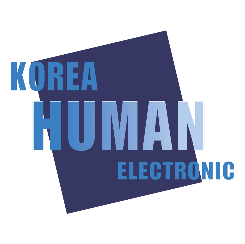 Korea Human Electronic vector