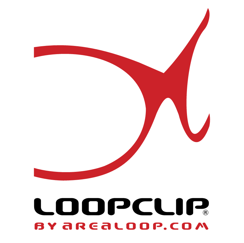 Loopclip vector
