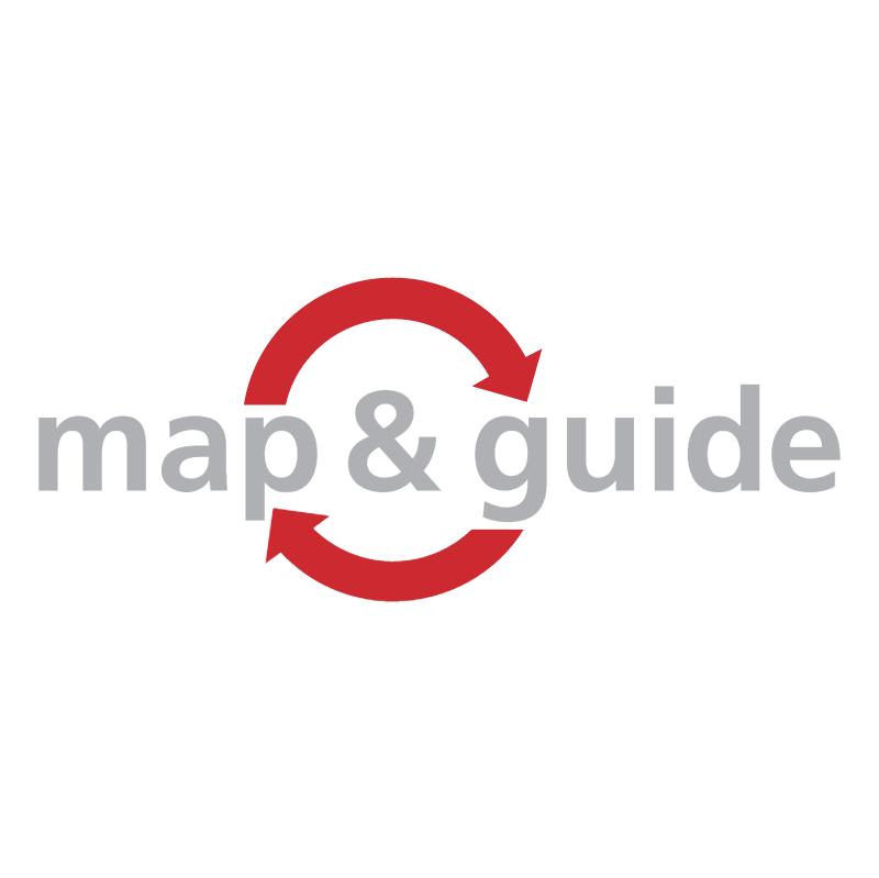 Map & Guide vector