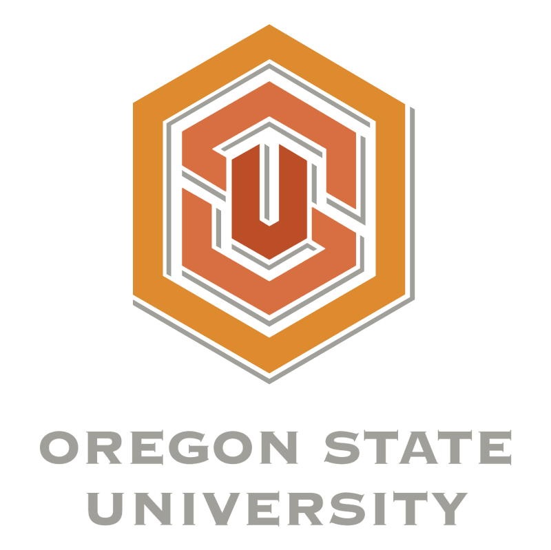 Oregon State University vector logo