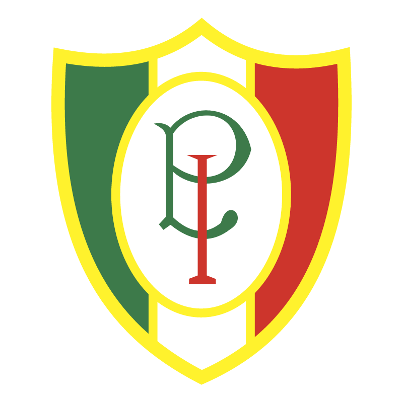 Palestra Italia Foot Ball Club de Curitiba PR vector logo