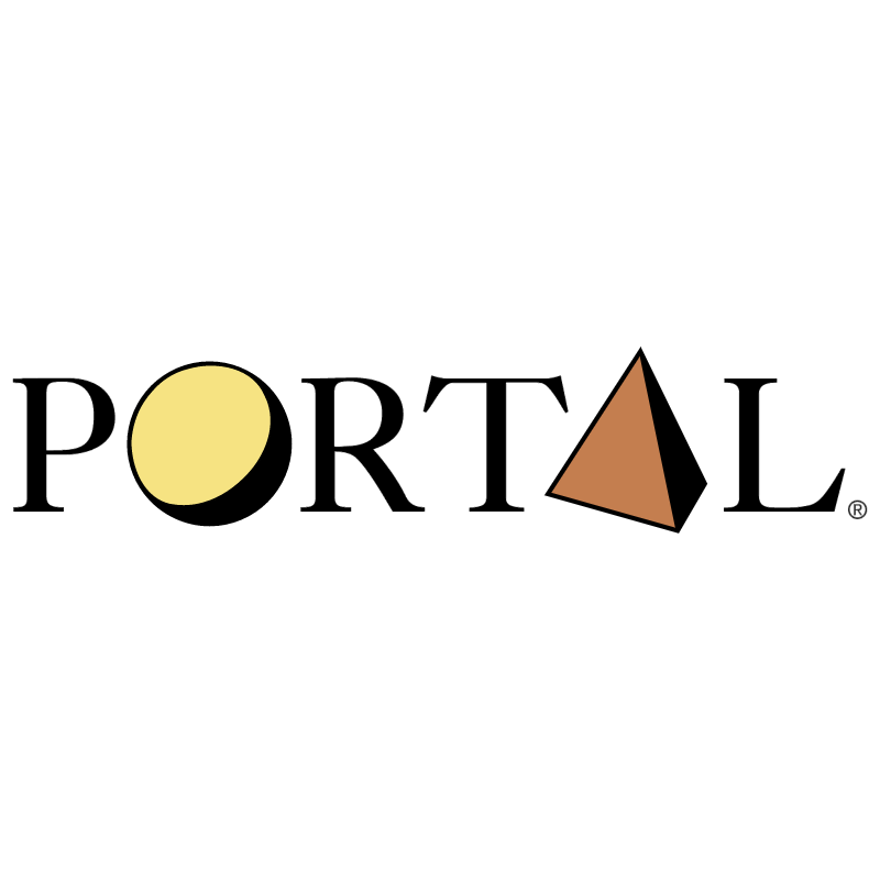 Portal Software vector