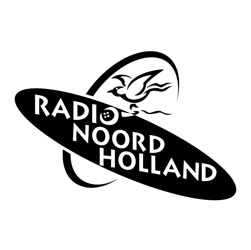 Radio Noord Holland vector