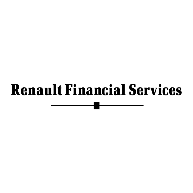 Renault Financial Services vector