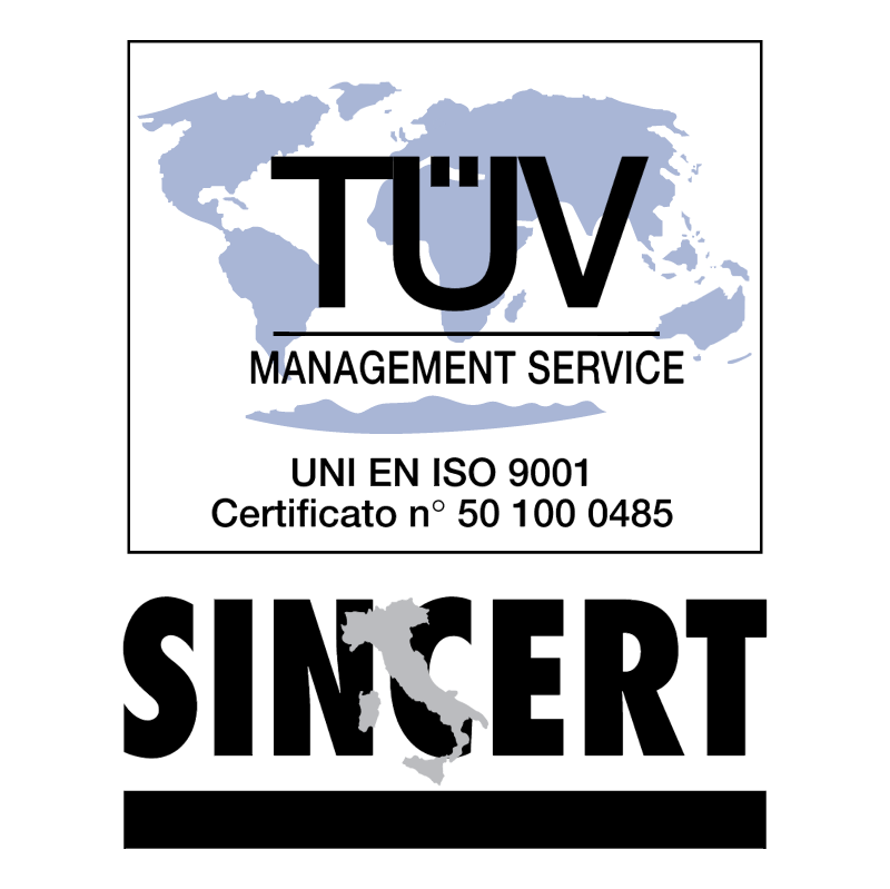 Sincert TUV vector