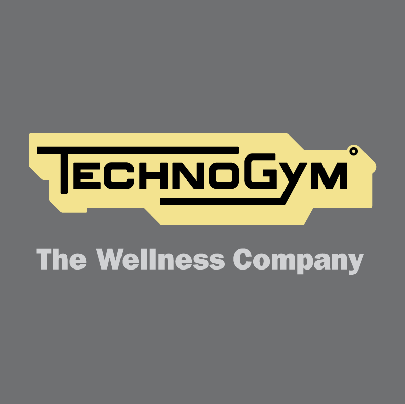 Technogym vector logo
