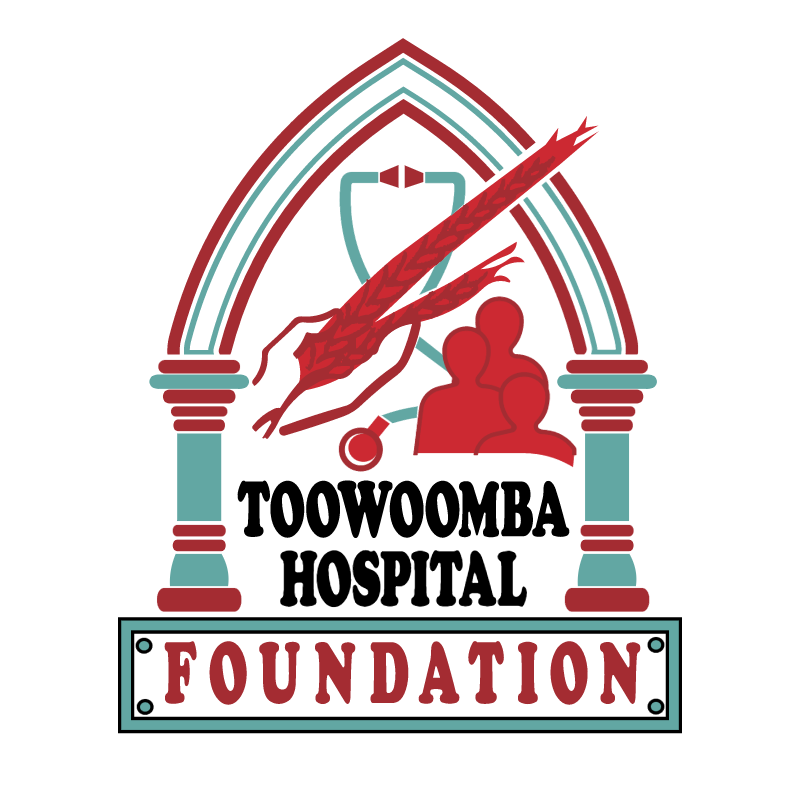 Toowoomba Hospital Foundation vector