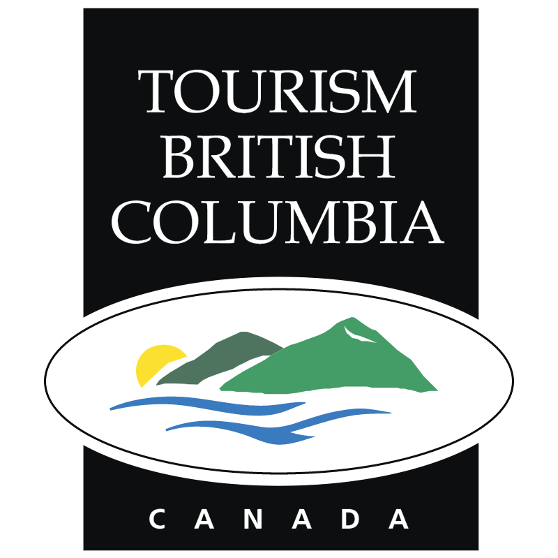 Tourism British Columbia vector