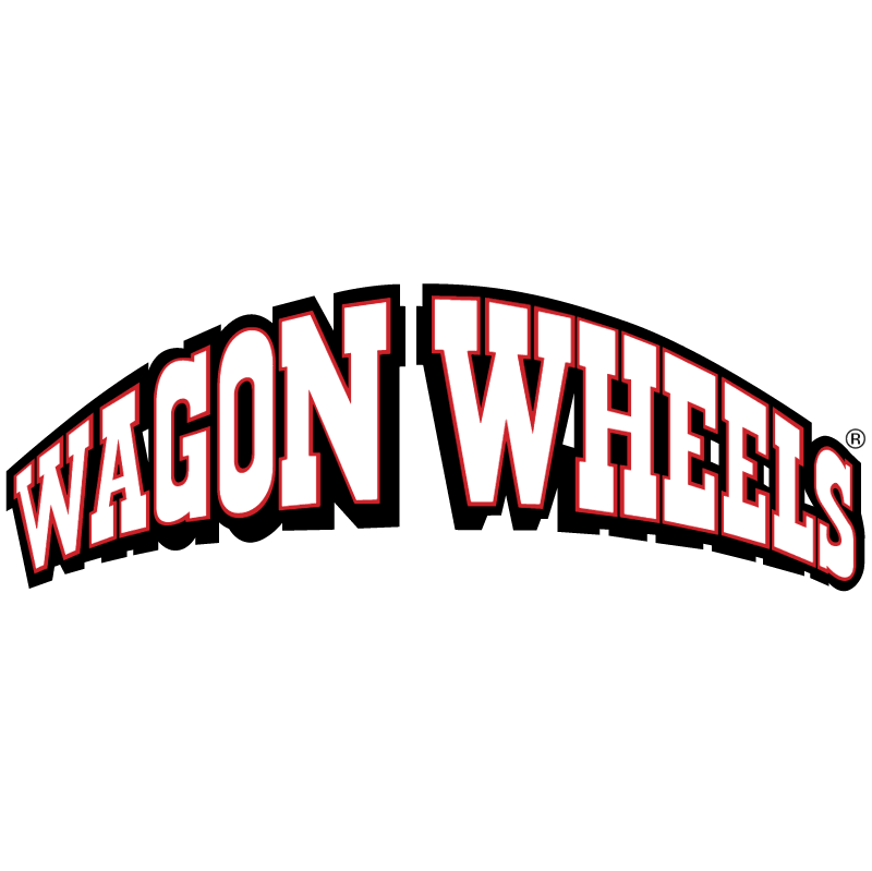 Wagon Wheels vector