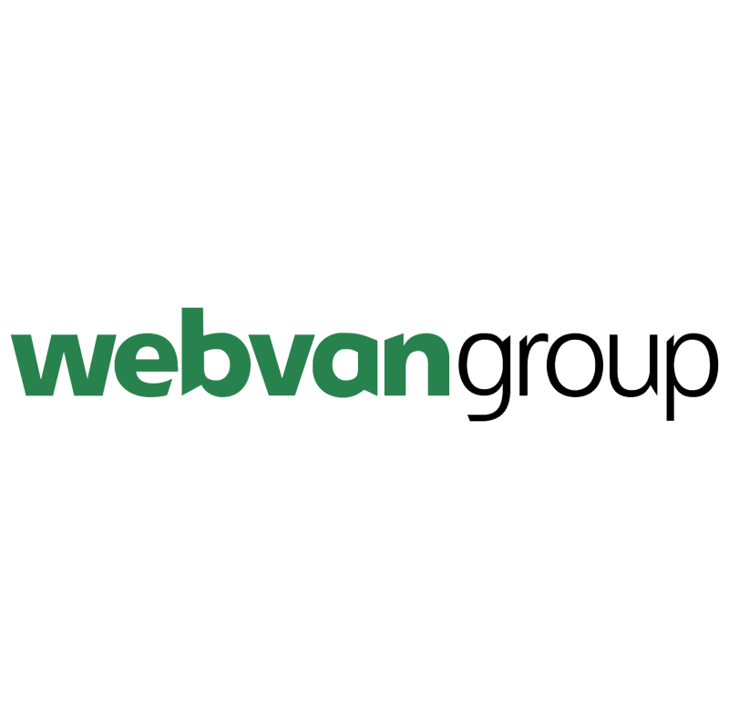 Webvan Group vector logo