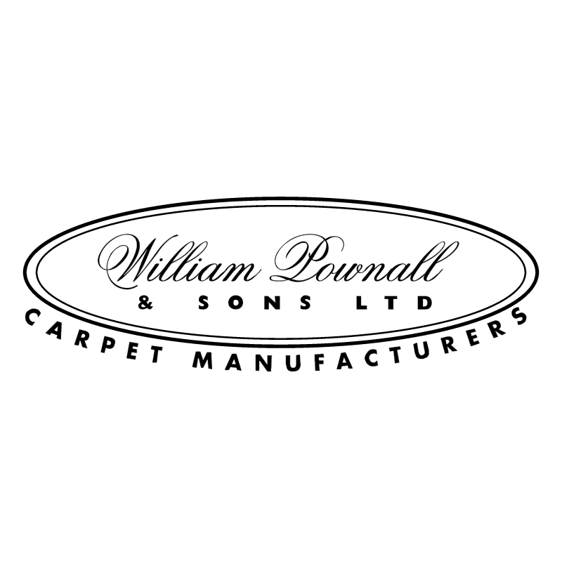 William Pownall & Sons