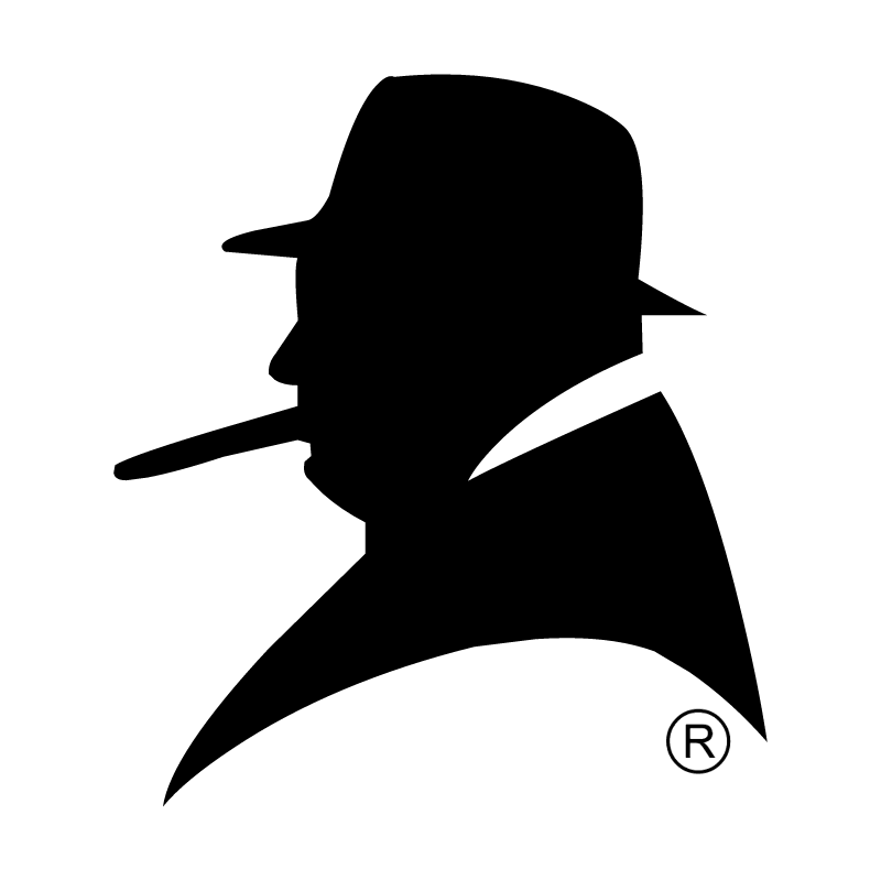 Winston Churchill vector logo
