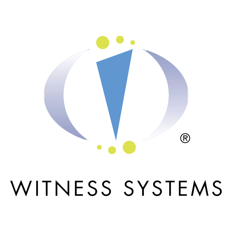 Witness Systems vector