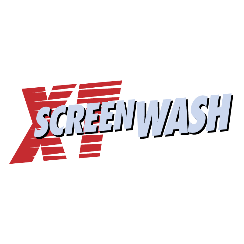 XT ScreenWash vector