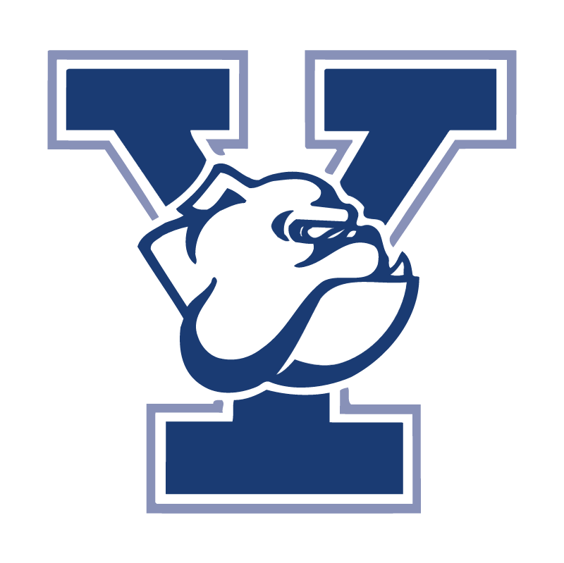 Yale Bulldogs vector