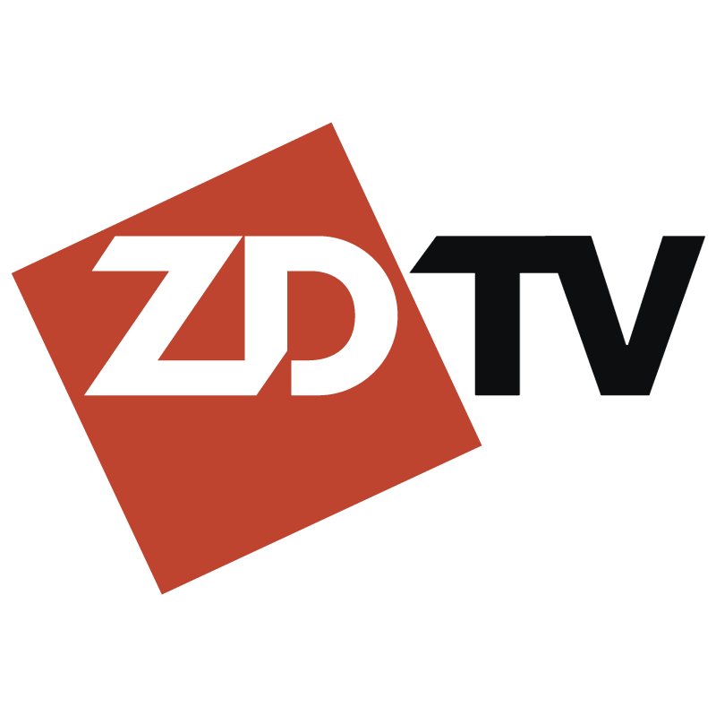 ZD TV vector
