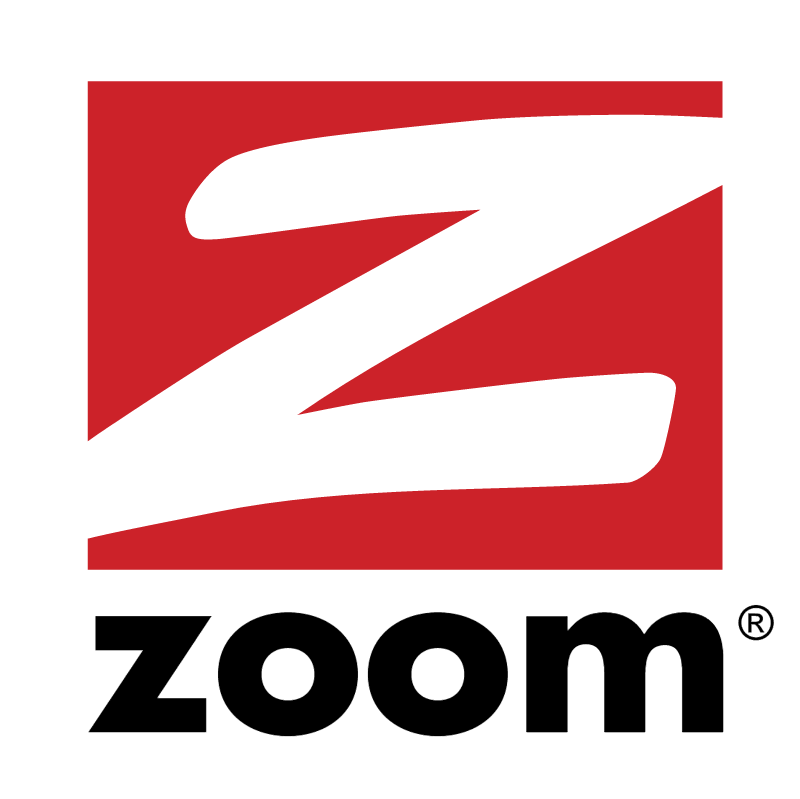 Zoom vector logo
