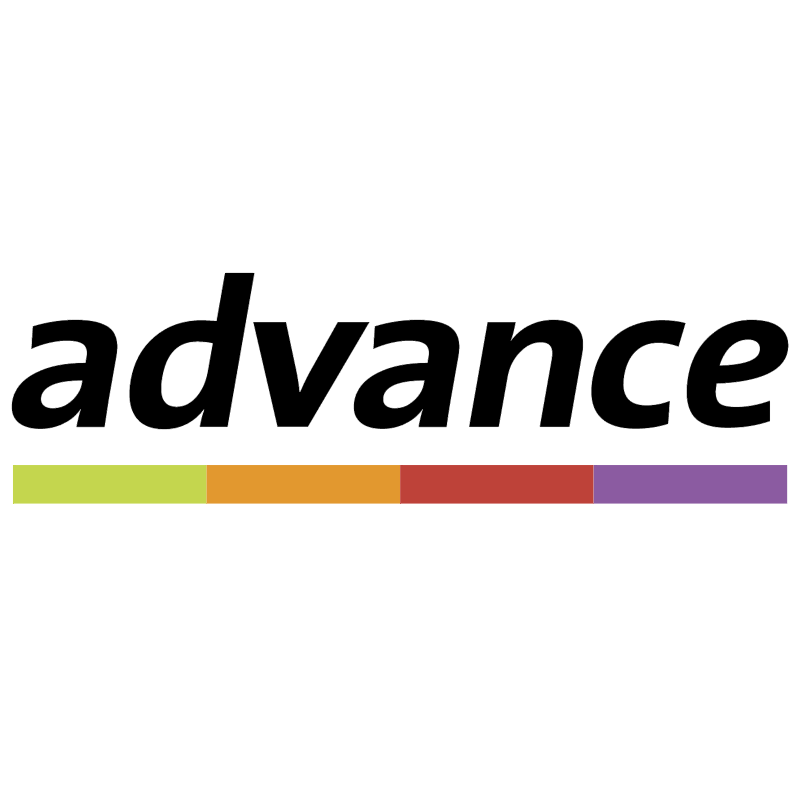 Advance 31921 vector logo