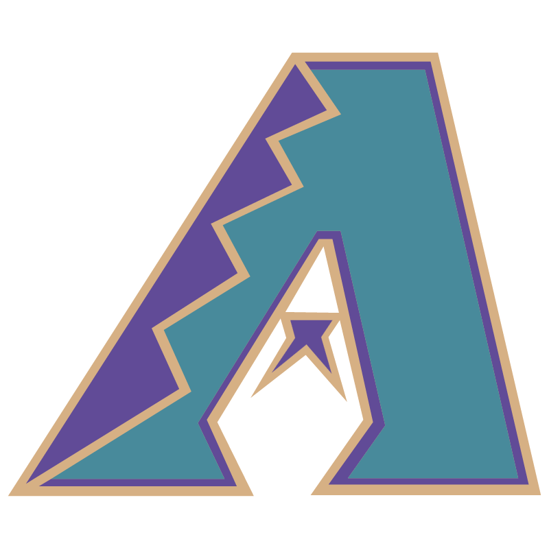 Arizona Diamond Backs 20481 vector
