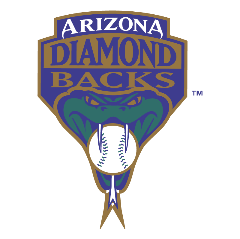 Arizona Diamond Backs 73328 vector