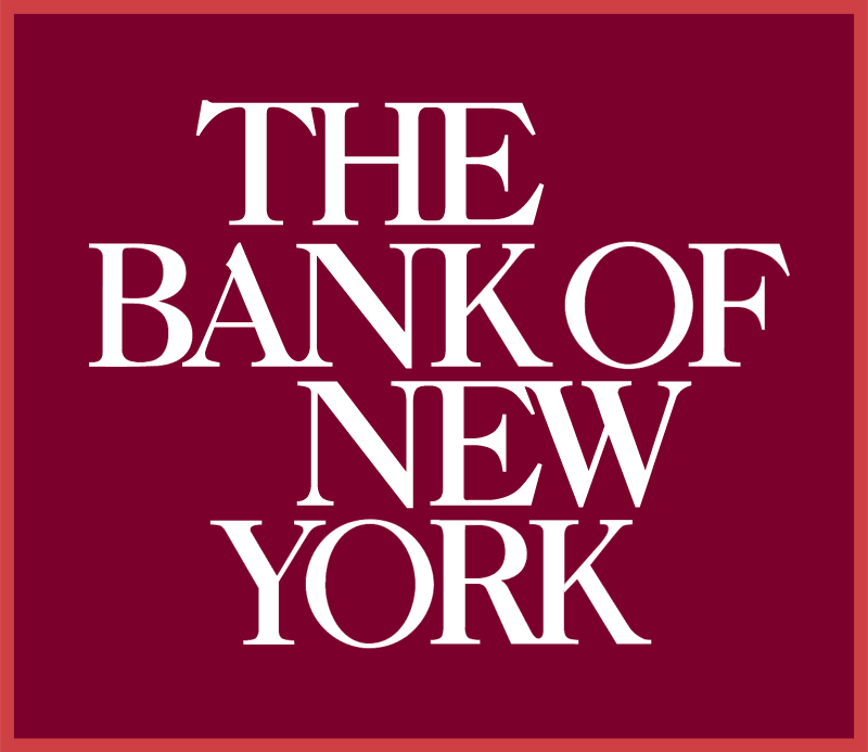 BANK OF NY 1 vector