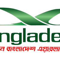Biman Bangladesh Airlines vector