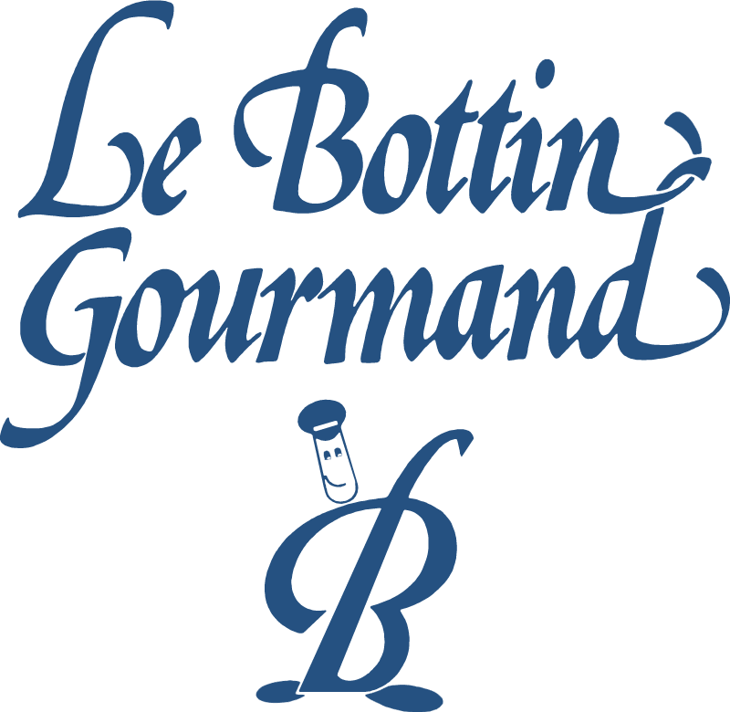 Bottin Gourmand logo vector