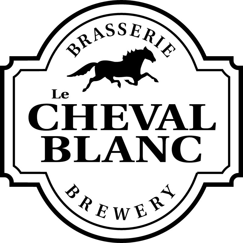 Cheval Blanc Brewery logo vector