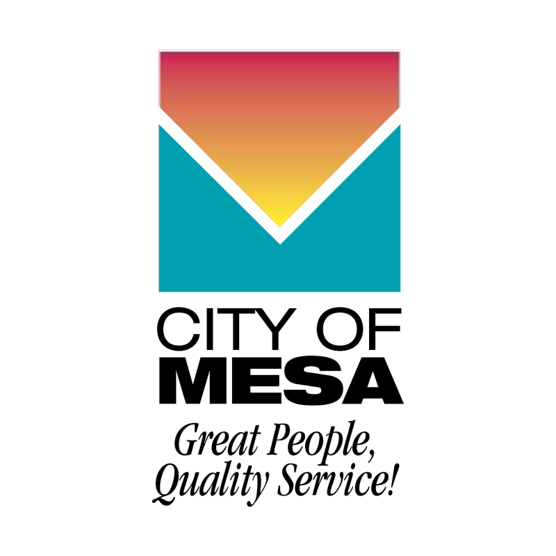 City of Mesa vector