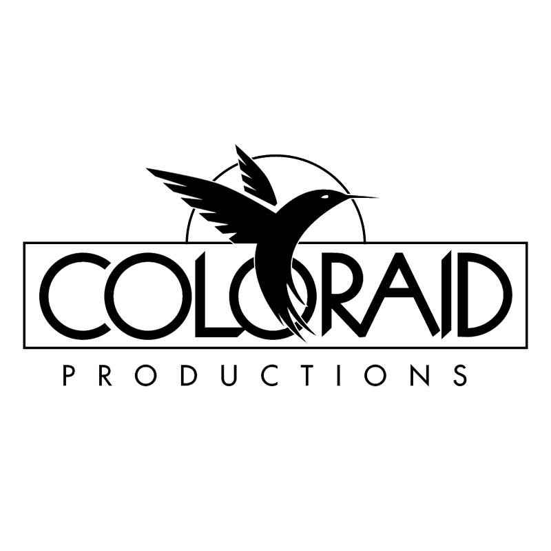 Coloraid Productions vector