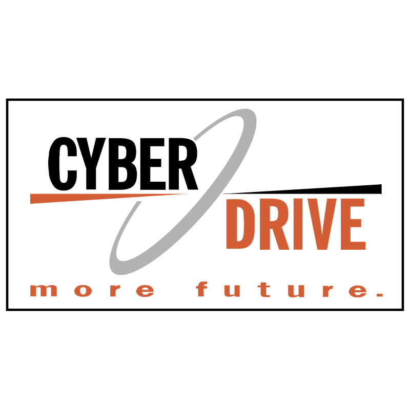 Cyber Drive vector