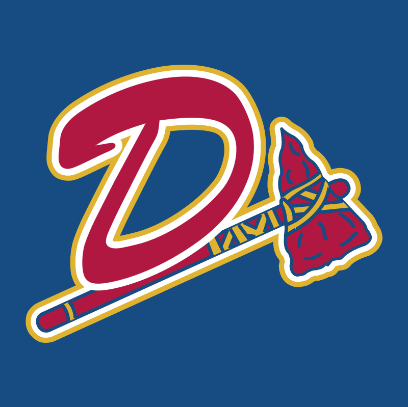 Danville Braves vector