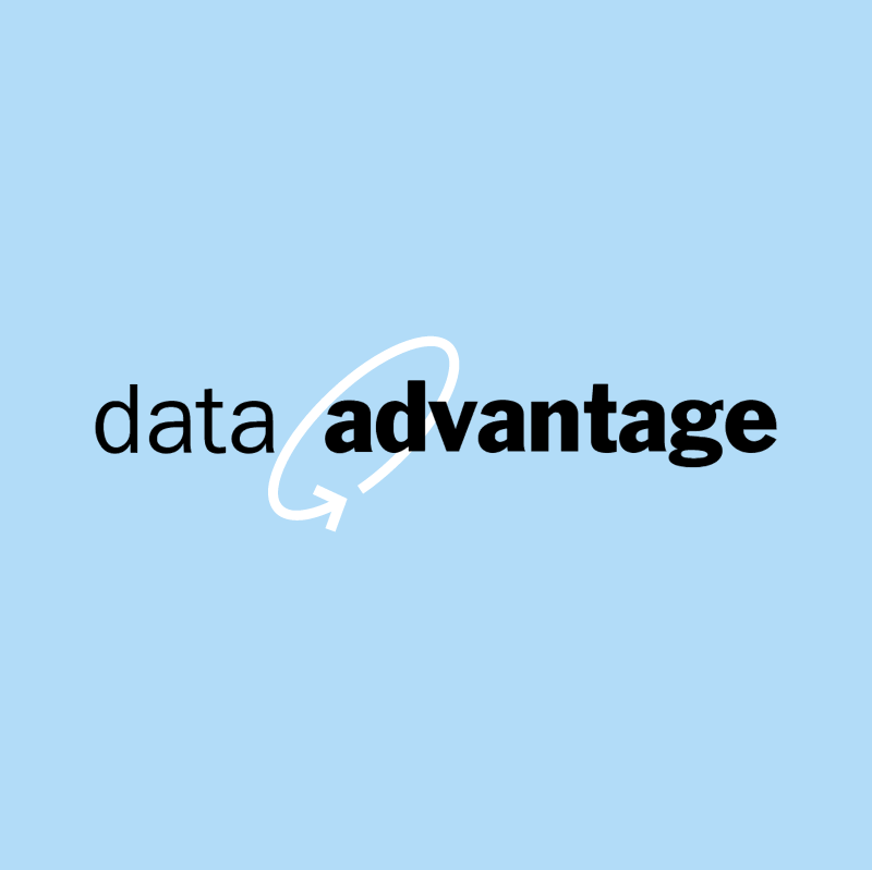 Data Advantage vector