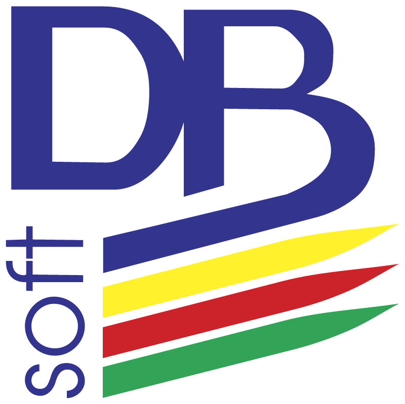 Db Soft vector logo