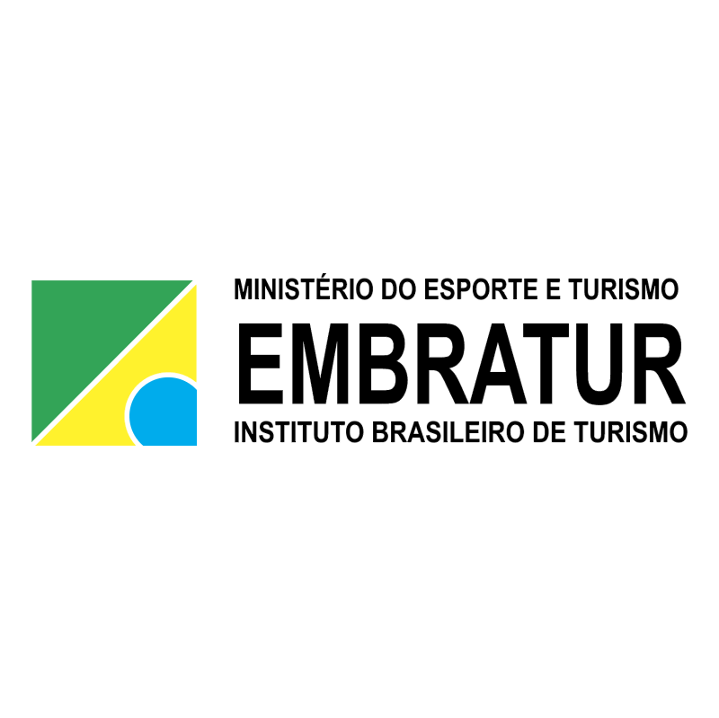 Embratur vector logo