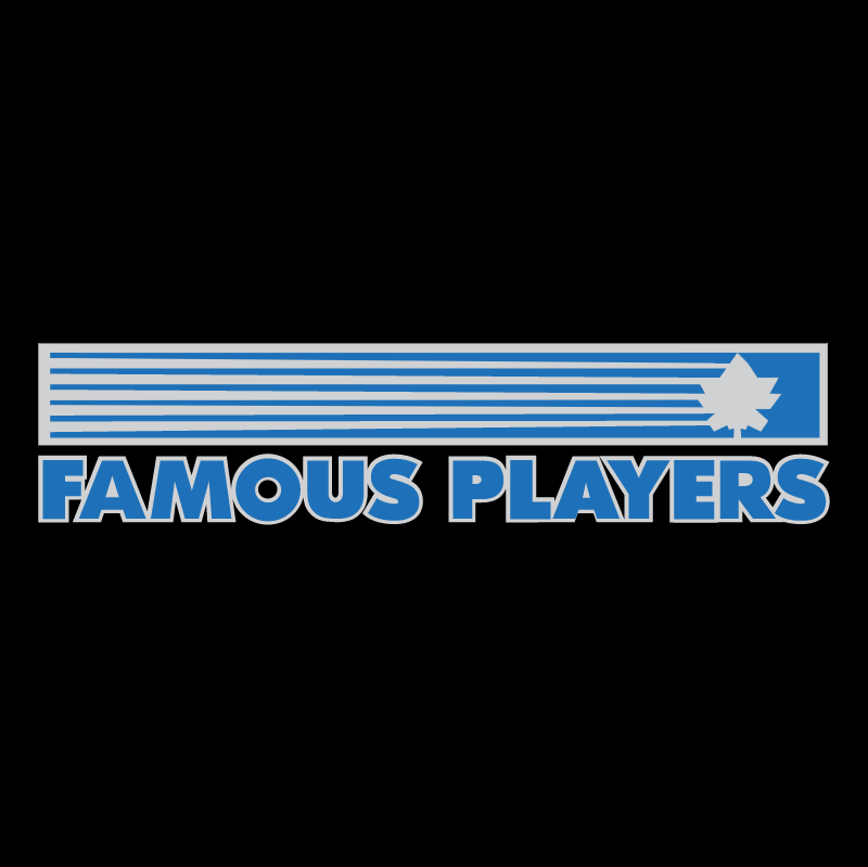 Famous Players vector